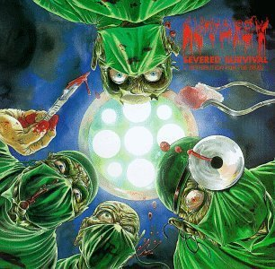 Severed Survival / Retribution for the Dead by Autopsy (1993-08-02)