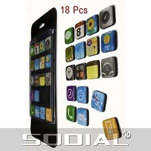 Sodial (R)  Calamite per frigorifero di app del cellulare   recensioni dei clienti