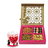 Chocholik Luxury Chocolates - Love Majestic Gift Box With Love Mug