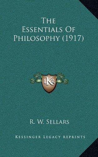 The Essentials of Philosophy (1917)