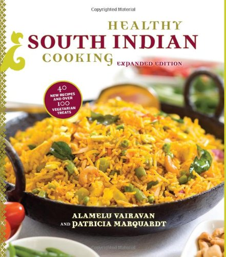 Healthy South Indian Cooking: Expanded Edition (South Indian Cooking compare prices)