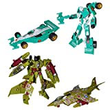 Mirage and Thundercracker Transformers Botcon 2013 Exclusive Souvenir Bagged Set