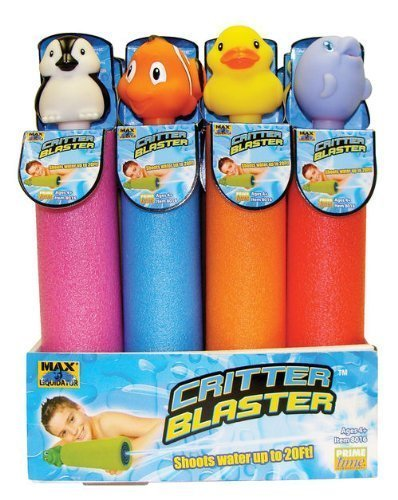 Critter Blaster Pool Toy (Sold as Single Unit) - 1