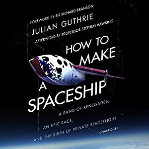 How to Make a Spaceship Audiobook