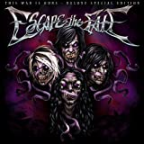 Escape the Fate This War Is Ours [2 Disc Deluxe Edition] Special Edition Edition by Escape the Fate (2010) Audio CD