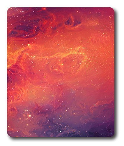 gaming mouse pad review Red Fire Best PC Custom Mouse Pads / Mouse Mats Case Cover