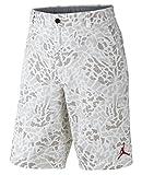 Nike Air Jordan Fragmented Camo Shorts Size 32 White