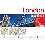 London PopOut Map - handy, pocket-size pop up map of London (Popout Maps)