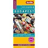 Découvrir Budapest - Plan plastifié de Budapest et de son centre-ville