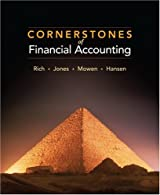 Cornerstones of Financial Accounting by Rich