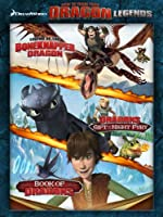 DreamWorks How to Train Your Dragon Legends