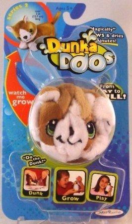 Dunkadoos Series 2 Kitten Plush Toy - 1