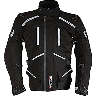 Richa Canyon 3 en 1 100 % waterproof nouveau blouson de cuir moto Moto