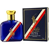 Ralph Lauren POLO RED WHITE & BLUE Eau De Toilette Spray 75ml (2.5 Oz) EDT Cologne