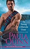 The Taming of Malcolm Grant (The McGregors: Highland Heirs Book 4)
