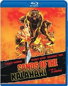 Sands of the Kalahari [Blu-ray] [Import]