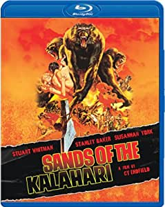 Sands of the Kalahari [Blu-ray]
