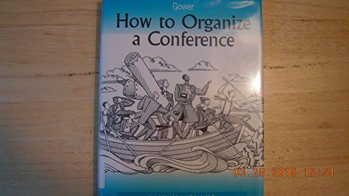 How to Organize a Conference