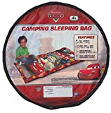 Kids Camping Sleeping Bag, Made in USA, 2 Lb, Disney Pixars Cars
