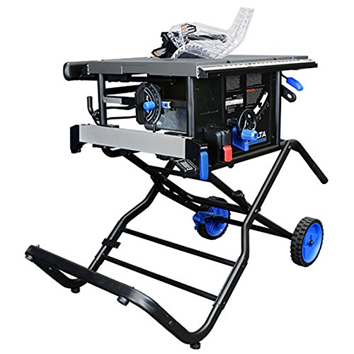 Delta Power Tools 36 6020 10 Portable Table Saw With Stand Online Shopping United States