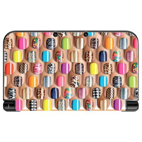 colorful-nail-polish-art-design-print-image-new-3ds-xl-2015-vinyl-decal-sticker-skin-by-trendy-acces