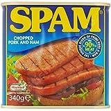 Spam Chopped Pork & Ham 340g