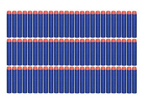 bs-feel-200-pcs-blue-foam-darts-for-nerf-n-strike-elite-series-blasters-toy-gun-refill-pack
