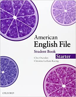 American English File Starter: Student Book with Online