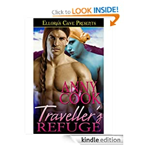 Traveller's Refuge (Mystic Valley, Book Two)