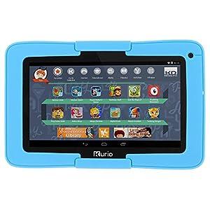 "Amazon.com : Kurio - Xtreme - 7"" - 16GB - Black/Blue : Computers"