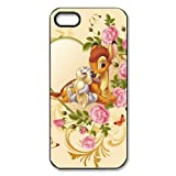 Bambi Custom Printed Design Durable Case Cover for Iphone 5 5S