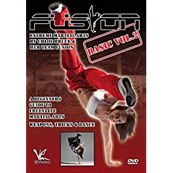 Fusion - Extreme Martial Arts Basic Volume 2: Weapons, Tricks, & Dance