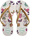 Havaianas Slim Garden Flip Flop (Toddler/Little Kid)