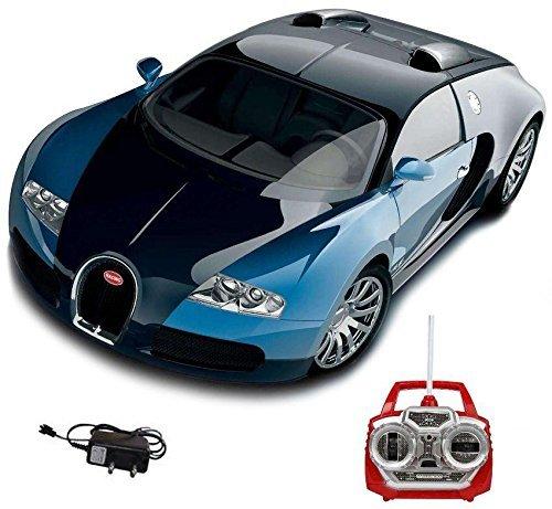 Saffire Remote Control Rechargeable Bugatti Veyron Car