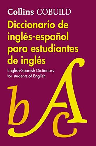 Diccionario de Inglés a Español para estudiantes de inglés