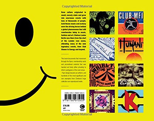 Rave Art: Flyers, Invitations and Membership Cards
