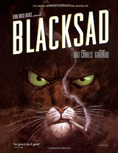 Blacksad by Canales, Juan Diaz, Guarnido, Juanjo 1 , 1st (first) Printing Edition (6/22/2010)