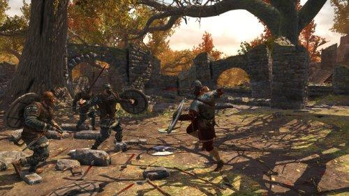War of the Vikings Blood Eagle  screenshot