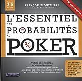 L'essentiel des probabilit�s au poker