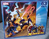 Marvel X-MEN 63 Piece Puzzle