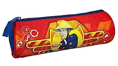 Feuerwehrmann Sam Schlamperetui mit Reißverschluss