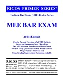 Rigos Primer Series Uniform Bar Exam (UBE) Review Series Multistate Essay Exam MEE Bar Exam: 2013-14 Edition (Rigos UBE Review Series)