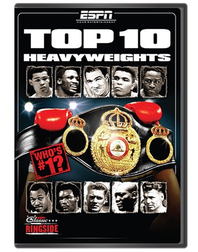 ESPN Classic Ringside: Top 10 Heavyweights (Espn Boxing compare prices)