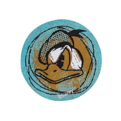 Osann 136-602-02 Patch, Disney Donald Duck