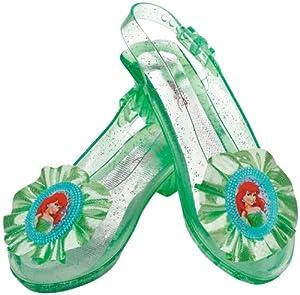 Disney Ariel Kids Sparkle Shoes by Disguise Inc