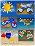 Fun In the Sun Summer Baby Sandals Crochet Pattern