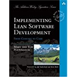 Implementing Lean Software Development: From Concept to Cashpar Mary Poppendieck