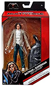 "Batman v Superman: Dawn of Justice Multiverse 6"" Lex Luthor Figure at Gotham City Store"