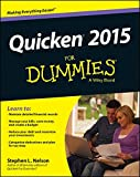 Quicken 2015 For Dummies (Quicken for Dummies)