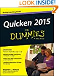 Quicken 2015 For Dummies (Quicken for...